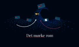 Det mørke rom