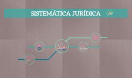 sistematica juridica