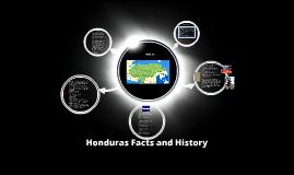 Honduras Facts and History