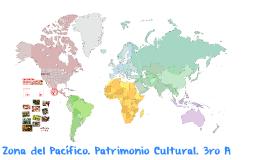 Zona del Pacífico Sur