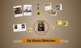 Da Vincis Sketches