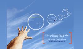 5 Tips for Landing a Teaching Position