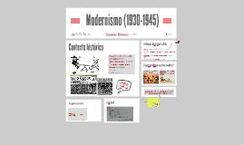 Modernismo (2 fase)