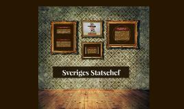 Sveriges Statschef