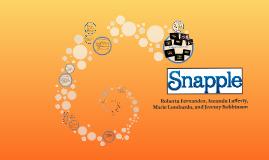 Copy of Snapple