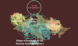Copy of Teorías Antropológicas 1