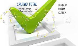Copy of CALIDAD TOTAL