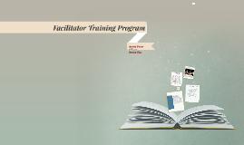 Facilitator Training Program