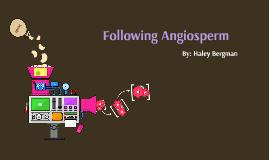 Following Angiosperm