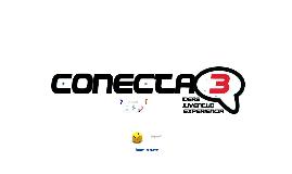 Conecta3: Ideas, Juventud y Experiencia.