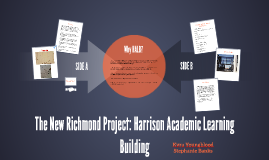 The New Richmond Project: Harrison Academic Learning Buildin