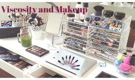 Viscosity and Makeup