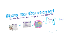 Copy of Show me the money