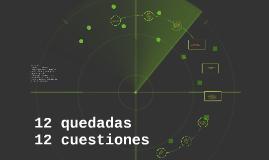 12 preguntas ERE