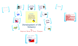 Development of Oil in the Middle East