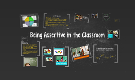 Being Assertive in the Classroom