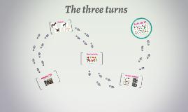 The three turns