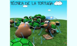 Técnica de la tortuga