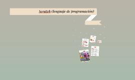 Copy of Scratch (lenguaje de programación)