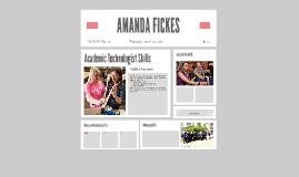 AMANDA FICKES