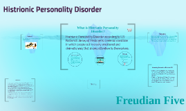 Histronic Personality Disorder