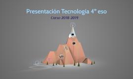 Tecnología 4º 2016/17