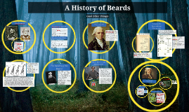A History of Beards: The Correlation Between Facial Hair and Taxonomic Thought