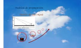 Modelo de propagación de dos rayos
