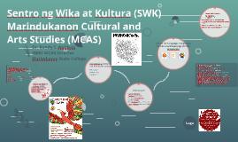 Sentro ng Wika at Kultura (SWK)