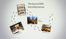 General Mills Summer Internship (Images)