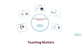 Teacher Effectiveness -- OCASD