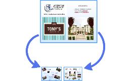 TONY'S CAFÉ