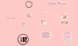 Psychology Project: Bulimia Nervosa