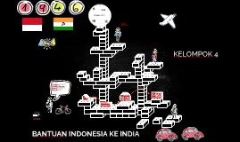 BANTUAN INDONESIA KE INDIA