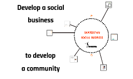 Copy of Develop a social company to develop a community