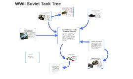 WWII Soviet Tank Tree