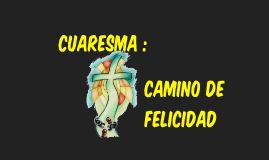 cuaresma :
