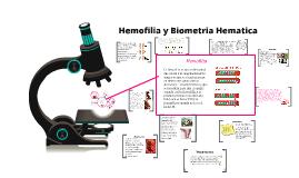 hemofilia y biometria hematica