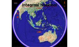 Pentingnya integrasi nasional