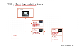 TOP 5 filmai humanistine tema