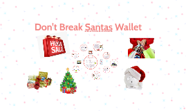 Copy of Savvy Holiday Shopping Tips