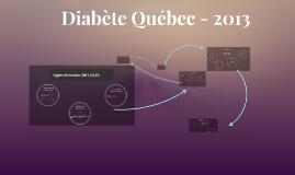 Copy of Diabète Québec - 2013