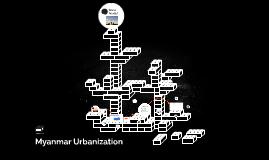 Myanmar Urbanization