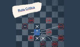 Método de la Ruta Critica