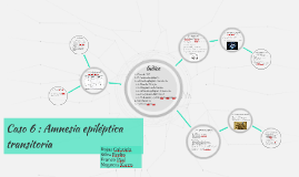 Copy of Caso 6 : Amnesia epiléptica transitoria