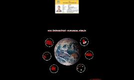 Koç Üniversitesi Kurum Kimliği