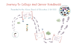 Copy of Journey to College and Career Readiness