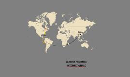LA MESA REDONDA INTERNATIONALE