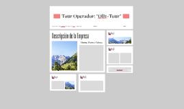 """Tour Operador: """"Oliv Tour"""""""