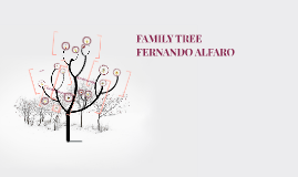 FAMILY TREE ALFARO